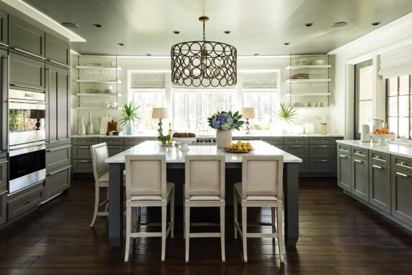 2014 Palmetto Bluff Idea House. kitchen overall